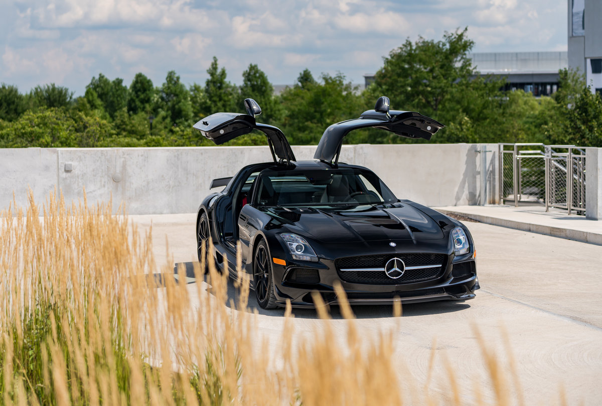 2014 Mercedes-Benz SLS AMG Black Series  For Sale (picture 4 of 6)