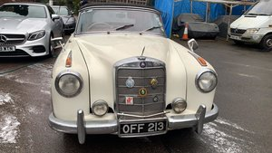 Picture of 1957 1 of 18 UK delivered RHD 220S Ponton Cabriolets  SOLD