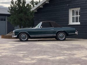 Picture of 1968 Mercedes-Benz 250SL Pagode (beautiful example)