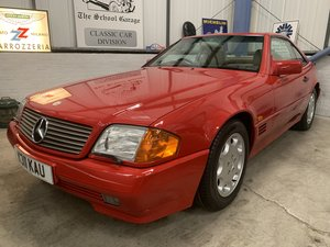 Picture of 1992 MERCEDES BENZ SL300  W129 Sports