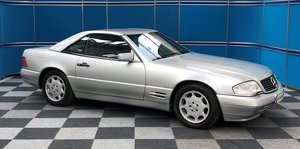 1999 Mercedes SL320 For Sale