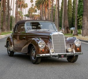 Picture of 1954 Mercedes-Benz 220 Cabriolet A