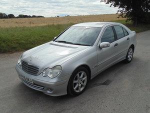 Picture of 2005 Mercedes C180 Kompressor For Sale