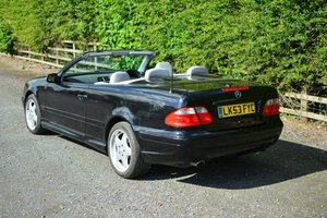 Picture of 2003 Mercedes CLK320 Avantgarde Cabriolet (W208) 3.2 li