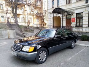 Picture of 1992 Mercedes-Benz 600 SEL