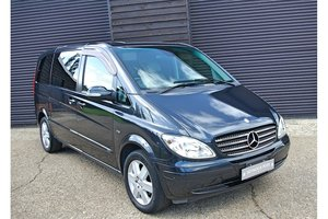2007 Mercedes Viano W639 V350 V6 Petrol Automatic (48,888 miles) For Sale