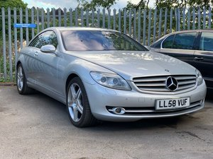 Picture of 2008 Mercedes-Benz CL 5.5 CL500 2dr For Sale