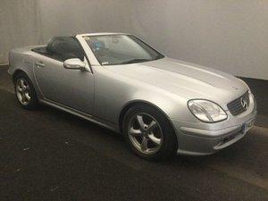 Picture of 2001 Mercedes-Benz SLK 3.2 SLK320 2dr For Sale