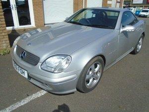 Mercedes-Benz SLK 2.3 SLK230 Kompressor 2dr *** FREE 100 MIL