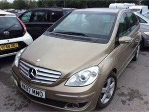 Picture of 2007 Mercedes-Benz B Class 2.0 B200 SE CVT 5dr SOLD