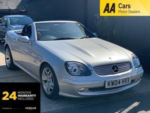 Picture of 2004 Mercedes-Benz SLK 2.0 SLK200 Kompressor Special Edition 2dr SOLD