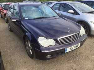 Picture of 2003 Mercedes-Benz C Class 2.7 CDI SE 5dr SOLD