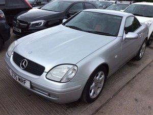 Picture of 1999 Mercedes-Benz SLK 2.3 SLK230 Kompressor Kompressor 2dr For Sale