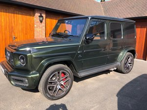 Picture of 2019 SOLD! SIMILAR REQUIRED. MERCEDES-BENZ AMG G63 4-MATIC