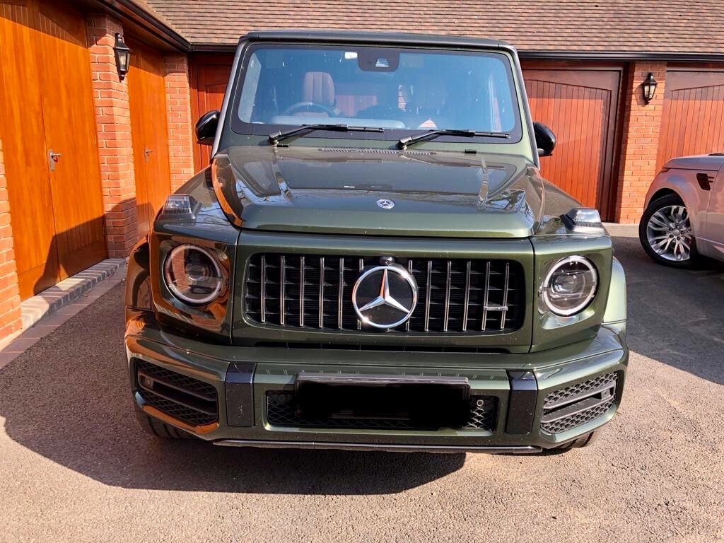 2019 SOLD! SIMILAR REQUIRED. MERCEDES-BENZ AMG G63 4-MATIC For Sale (picture 2 of 2)