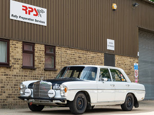 1971 Mercedes Benz 280S Classic Rally Car For Sale
