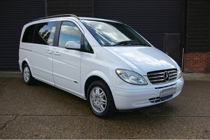 2005 Mercedes Viano W639 V320 V6 Petrol Automatic (57,633 miles) For Sale