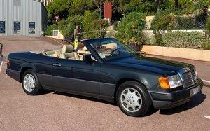 1993 Mercedes 300CE Cabriolet