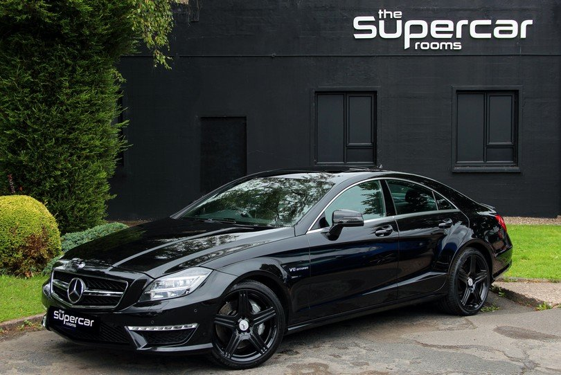 Mercedes Benz CLS63 AMG - 22K Miles - 2013 - Great Spec For Sale (picture 1 of 6)