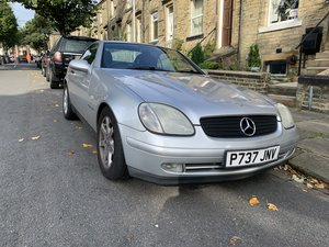 Picture of 1996 Mercedes SLK 230 R170 in very good condition