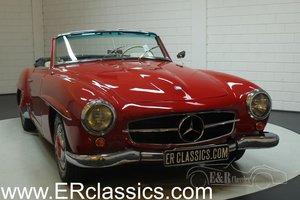 Mercedes-Benz 190SL 1956 Cabriolet with rebuilt engine For Sale