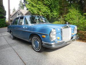 Picture of 1971 Mercedes-Benz 280 SE SOLD by Auction