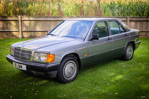 Mercedes-Benz 190E - 14K Miles - Immaculate