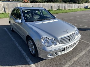 2005 C Class Elegance SE - Super, low mileage example
