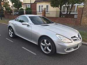 Picture of 2005 Mercedes slk 3.5 auto rhd