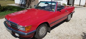 Picture of 1989 Mercedes Benz 300SL - R107