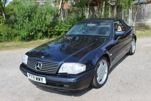 Picture of 1997 Mercedes Benz  SL320 Sports Automatic  FSH SOLD