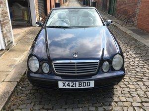 2001 Mercedes-Benz CLK430 Avantgarde Cabriolet