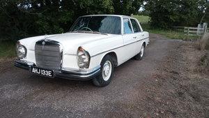 Picture of 1967 Mercedes-Benz RHD W108 250 SE Auto V5 & MOT
