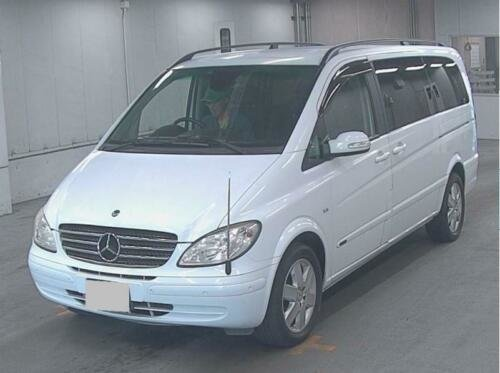 MERCEDES-BENZ VIANO 2008 V350 3.5 AMBIENTE AUTOMATIC * LWB * For Sale (picture 1 of 6)
