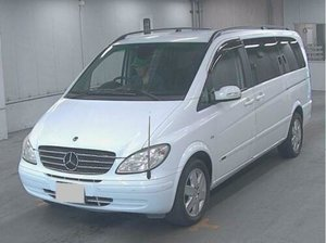 MERCEDES-BENZ VIANO 2008 V350 3.5 AMBIENTE AUTOMATIC * LWB * For Sale
