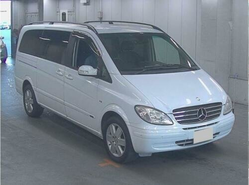 MERCEDES-BENZ VIANO 2008 V350 3.5 AMBIENTE AUTOMATIC * LWB * For Sale (picture 2 of 6)