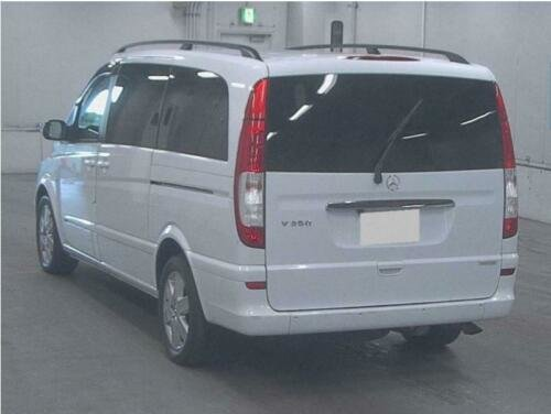 MERCEDES-BENZ VIANO 2008 V350 3.5 AMBIENTE AUTOMATIC * LWB * For Sale (picture 3 of 6)