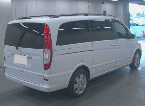MERCEDES-BENZ VIANO 2008 V350 3.5 AMBIENTE AUTOMATIC * LWB * For Sale (picture 4 of 6)