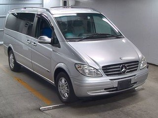 2004 MERCEDES-BENZ VIANO 3.2 LONG WHEEL BASE AMBIENTE * TOP GRADE For Sale (picture 1 of 3)