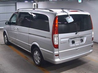 2004 MERCEDES-BENZ VIANO 3.2 LONG WHEEL BASE AMBIENTE * TOP GRADE For Sale (picture 2 of 3)
