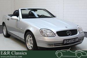 Mercedes-Benz SLK 200 1999 Only 79.900 km For Sale