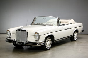 1967 Mercedes-Benz 300 SE 6.3 Ltr. Convertible For Sale