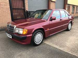 Picture of 1989 MERCEDES BENZ 2.5-16V COSWORTH - ALMANDINE RED SOLD