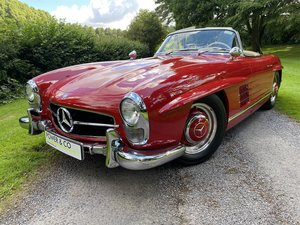 Picture of 1960 Mercedes-Benz 300 SL Roadster