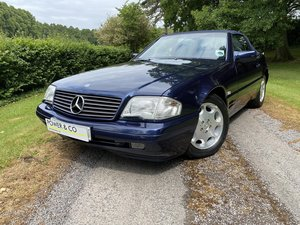 Picture of 1995 Mercedes-Benz SL320 (Low mileage and owners)