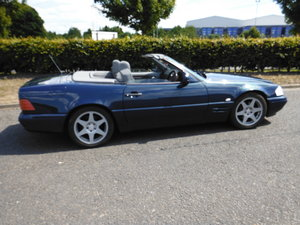Picture of 1998 Mercedes SL 40th Anniversary special edition