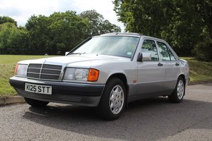 Mercedes 190E Sportline 1992 - To be auctioned 30-10-20