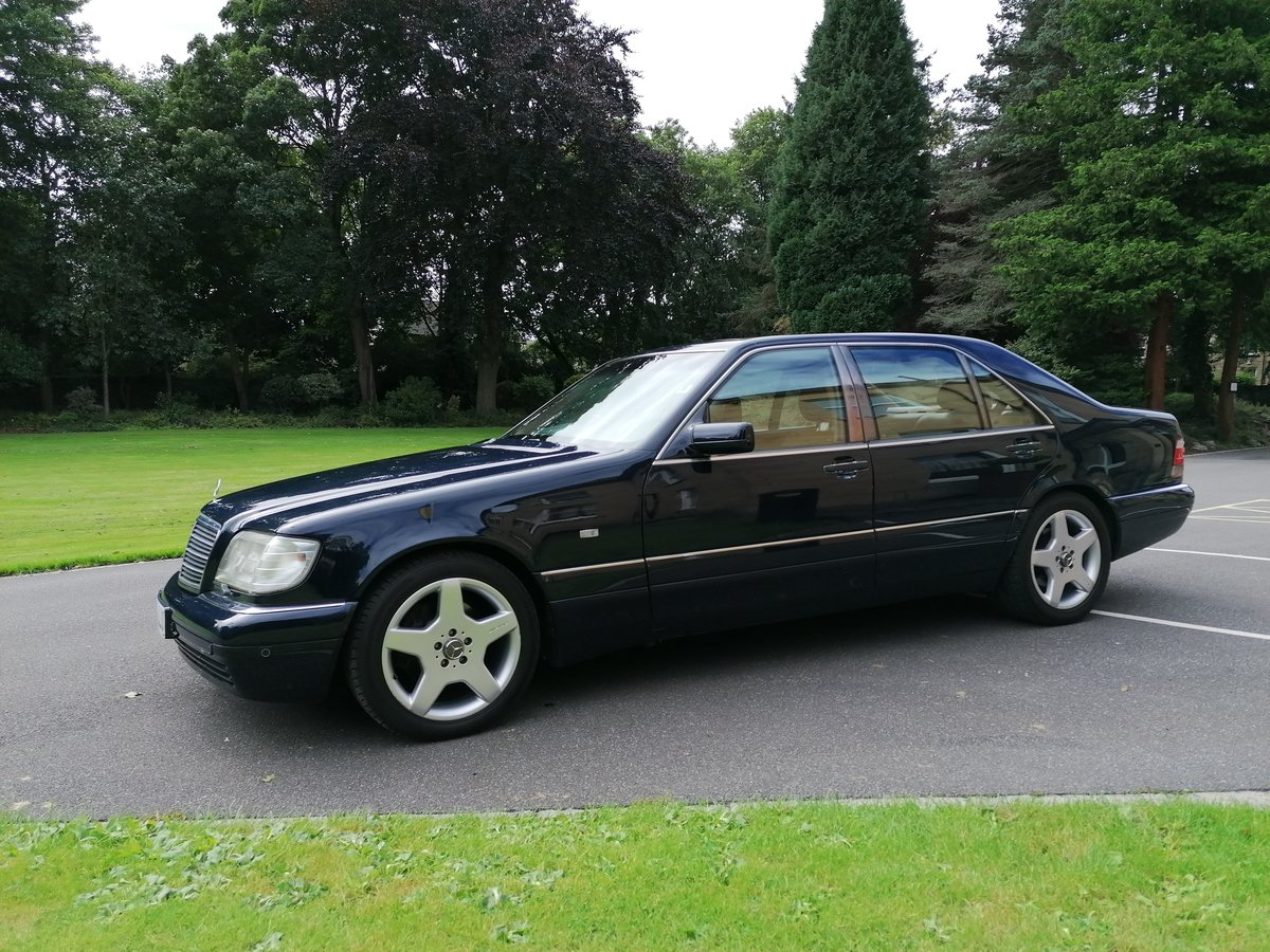 1996 Mercedes W140 S Class Limo For Sale (picture 3 of 6)