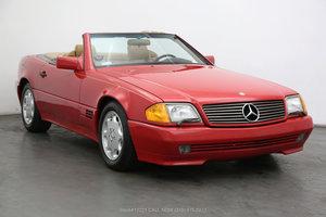 1990 Mercedes-Benz 300SL 5-Speed