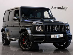 18 68 MERCEDES BENZ G63 AMG 4.0 BI-TURBO V8 AUTO